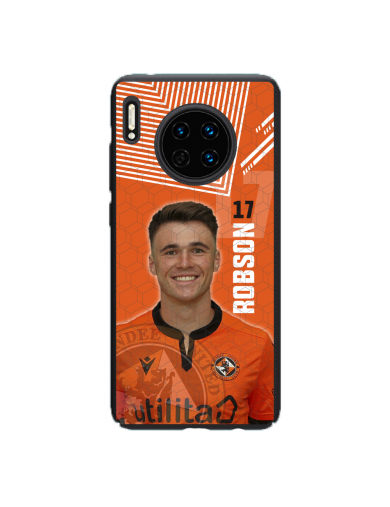 Dundee United Robson no. 17...